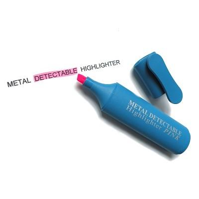 Detekterbar fluorescerande markörpenna