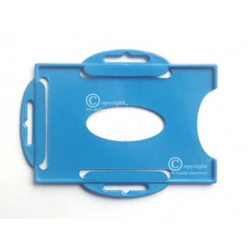 Detekterbar korthållare