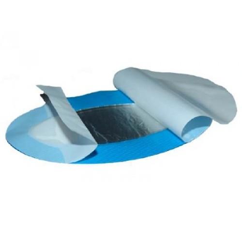 Blue Hydrogel plaster for burns 110x67 (10pcs)