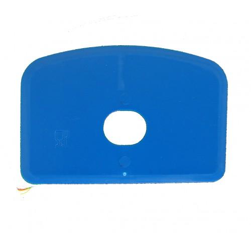Detekterbara flexi skrapor med ett hål - 14.5cm eller 16cm