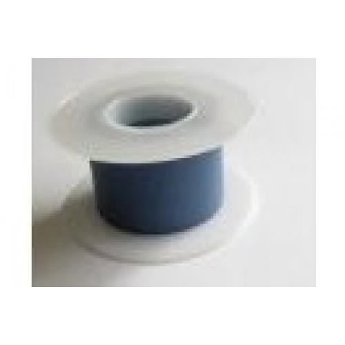 Blå plåster på rulle 2,5cm x 5m (ej detekterbara)