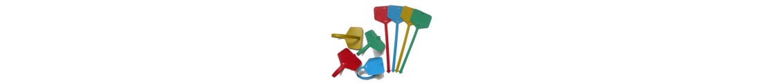 Detekterbara Tags, Etiketter och ID Korthållare