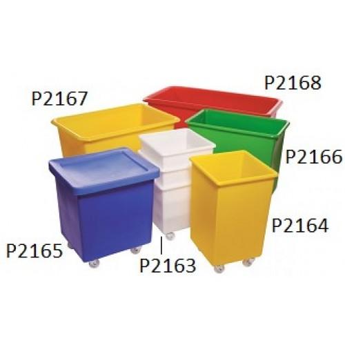 Ingrediens behållare 72L - 460x460x510mm